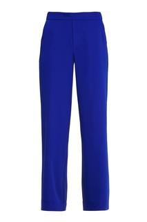 Расклешенные синие брюки P.A.R.O.S.H.