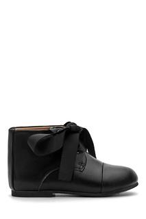 Кожаные ботинки на шнуровке Jane Age of Innocence