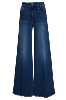 Широкие синие джинсы Frame Denim