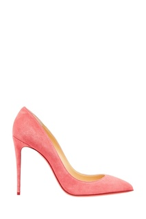 Розовые туфли Pigalle Follies 100 Christian Louboutin