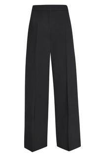 Шерстяные брюки Alexander Mc Queen