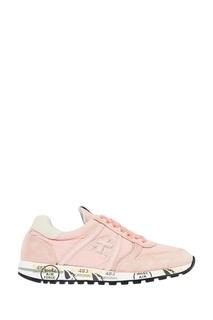 Кроссовки розового цвета Premiata
