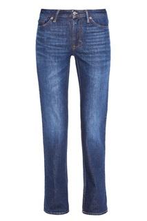 Прямые синие джинсы Acne Studios