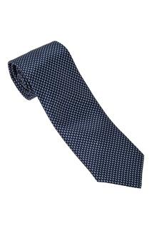 Шелковый галстук и платок Brioni