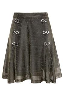 Однотонная юбка «Сетка» Esve