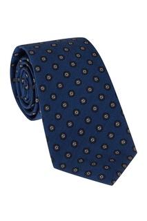 Комбинированный галстук Cesare Attolini