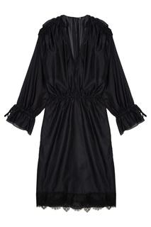 Платье со сборками Graviteight