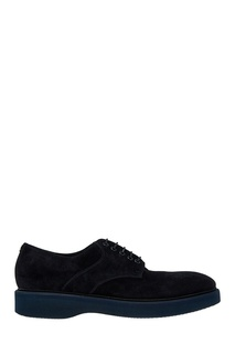 Замшевые ботинки Cesare Paciotti