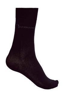 Черные носки из хлопка Billionaire