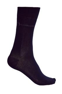 Темно-синие носки из хлопка Billionaire