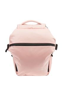 Розовый текстильный рюкзак Zasport