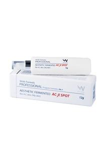 Крем от угревой сыпи / Fermented AC-X Spot, 12 g Wish Formula