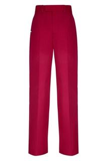 Однотонные брюки с лампасами Balenciaga