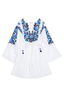 Льняное платье Forget-Me-Nots Vita Kin