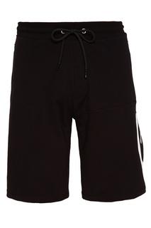 Черные трикотажные шорты Dirk Bikkembergs