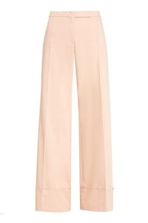 Широкие брюки со стрелками Nina Ricci