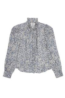 Блузка с широкими рукавами Isabel Marant Etoile