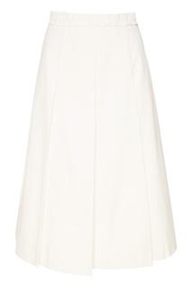 Хлопковая юбка-миди Carven