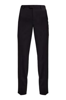 Черные прямые брюки RED Valentino