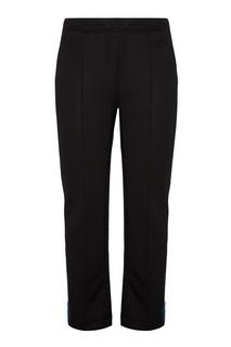 Черные брюки с лампасами Etre Cecile