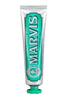 Зубная паста «Классическая Насыщенная Мята» 75ml Marvis
