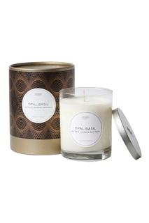 Ароматическая свеча Opal Basil, 312гр. Kobo Candles
