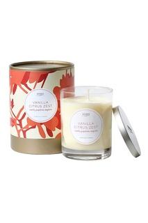 Ароматическая свеча Vanilla Citrus Zest Kobo Candles