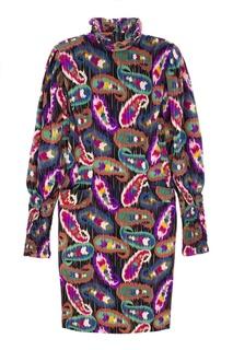 Шелковое платье (80-е) Emanuel Ungaro Vintage