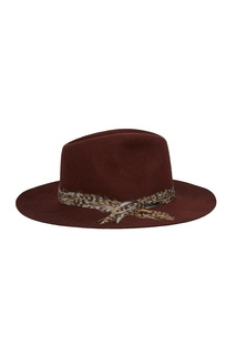 Фетровая шляпа Georgina Eugenia Kim