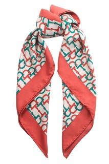 Шелковый шарф Gucci