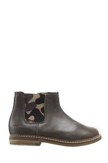 Кожаные ботинки Retro Jodzip POM Dapi