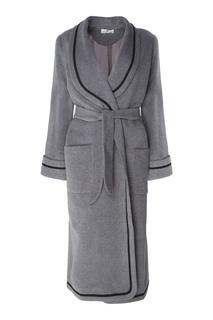 Шерстяное  пальто Laroom