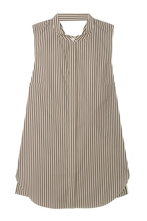 Блузка с открытой спиной 3.1 Phillip Lim