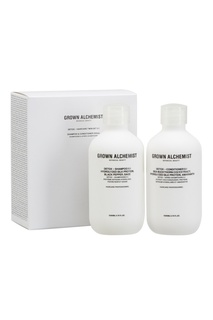 Набор средств для волос 0.1 Detox – Haircare Twin Set 2x200ml Grown Alchemist