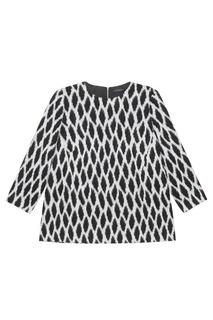 Блузка с принтом Freshblood