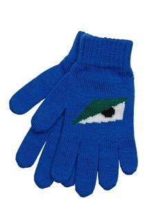 Перчатки Fendi Children