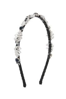 Ободок с кристаллами Lisa Smith
