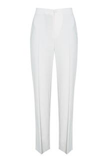 Однотонные брюки Lanvin