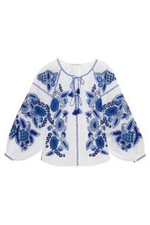 Льняная блузка Grapevine Vita Kin