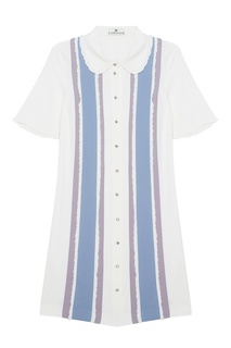 Комбинированное платье Laroom