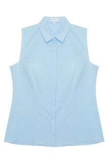 Блузка без рукавов Delpozo