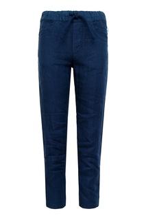 Льняные брюки Il Gufo