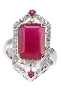 Кольцо с цирконами Jewel Mania