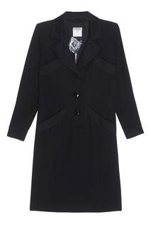 Платье (80-е) Yves Saint Laurent Vintage