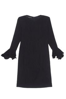 Шелковое платье (1990-е) Louis Feraud Vintage