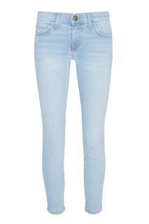 Укороченные джинсы-скинни Current/Elliott