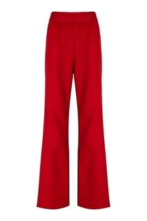 Кашемировые брюки с лампасами Marc Jacobs