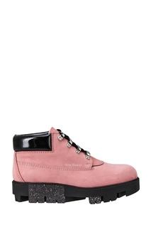 Кожаные ботинки Tinne Acne Studios
