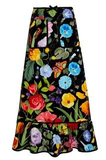 Хлопковая юбка Gucci