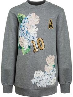 Хлопковый свитшот Dolce&Gabbana Children